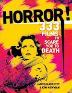 Horror! af James Marriott, Kim Newman