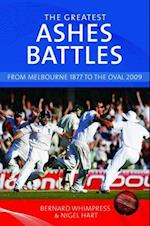 The Greatest Ashes Battles