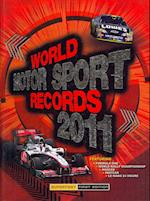 World Motor Sport Records 2011 af Bruce Jones