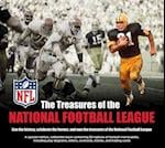 The Treasures of the National Football League af James Buckley, Jim Gigliotti