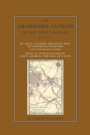 Bog, paperback The Grenadier Guards in the Great War 1914-1918 Volume Two af Sir Frederick Ponsonby