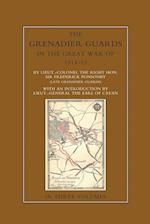 THE GRENADIER GUARDS IN THE GREAT WAR 1914-1918 Volume Two