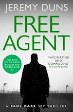 Free Agent af Jeremy Duns