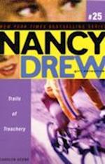Trails of Treachery (Nancy Drew, nr. 25)