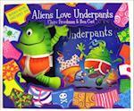 Aliens Love Underpants! af Claire Freedman, Ben Cort