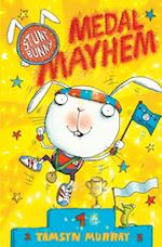 Stunt Bunny: Medal Mayhem af Tamsyn Murray