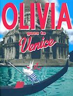 Olivia Goes to Venice af Ian Falconer