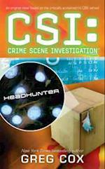 CSI Headhunter af Greg Cox