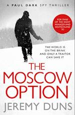 The Moscow Option af Jeremy Duns