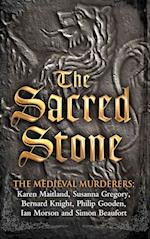 The Sacred Stone af Simon Beaufort, Bernard Knight, Ian Morson