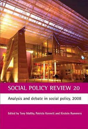 Social Policy Review 20