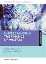 Understanding the finance of welfare af Howard Glennerster