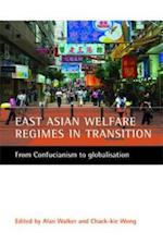 East Asian welfare regimes in transition