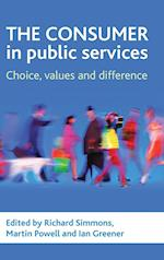 The Consumer in Public Services af Simmons