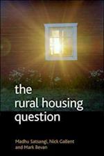 rural housing question