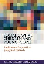 Social Capital, Children and Young People