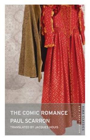 Bog, paperback The Comic Romance af Jacques Houis, Paul Scarron