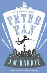 Complete Peter Pan, The (PB) - Alma Classics af J. M. Barrie
