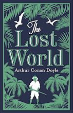 The Lost World (Alma Classics Evergreens)