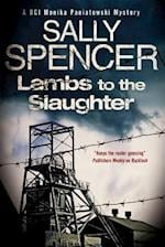 Lambs to the Slaughter (A DCI Monika Paniatowski Mystery, nr. 5)