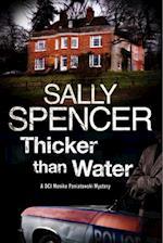 Thicker Than Water (Monika Panitowski Mystery, nr. 10)
