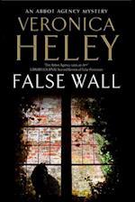 False Wall (An Abbot Agency Mystery, nr. 10)