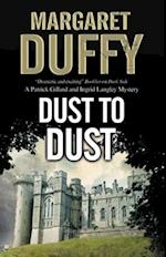 Dust to Dust (Gillard and Langley Mystery, nr. 19)