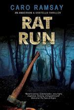 Rat Run (Anderson Costello Mystery, nr. 7)