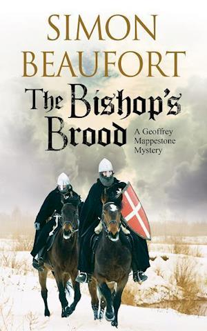 Bog, paperback The Bishop's Brood af Simon Beaufort