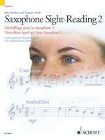 Saxophone Sight-Reading 2 / Dechiffrage pour le saxophone 2 / Vom-Blatt-Spiel auf dem Saxophone 2