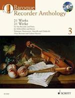 Baroque Recorder Anthology (nr. 3)