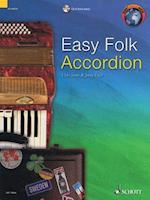 Easy Folk Accordion af Jonny Dyer