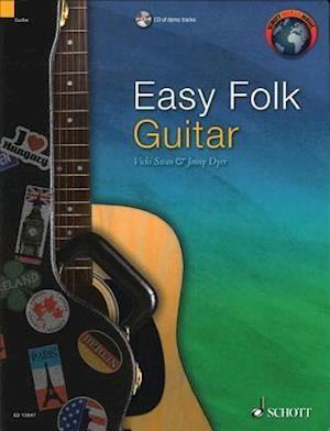 Easy Folk Guitar