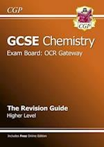 GCSE Chemistry OCR Gateway Revision Guide (with Online Edition) (A*-G Course)