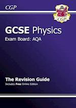 GCSE Physics AQA Revision Guide (with Online Edition) (A*-G Course)