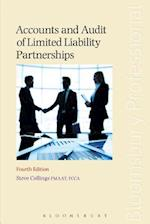 Accounts and Audit of Limited Liability Partnerships af Steve Collings
