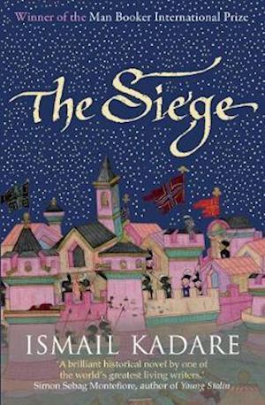 Bog paperback The Siege af Ismail Kadare David Bellos