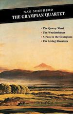 Grampian Quartet af Nan Shepherd