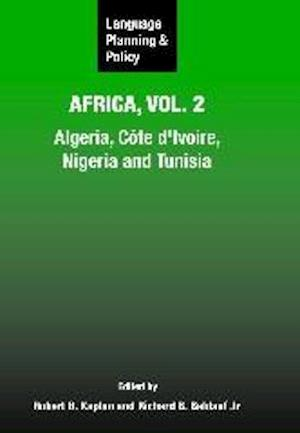 Language Planning and Policy in Africa, Vol. 2
