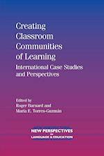 Creating Classroom Communities of Learning af Roger Barnard