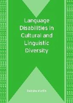 Language Disabilities in Cultural and Linguistic Diversity