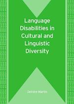 Language Disabilities in Cultural and Linguistic Diversity (Bilingual Education & Bilingualism)