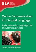 Online Communication in a Second Language (Second Language Acquisition, nr. 66)