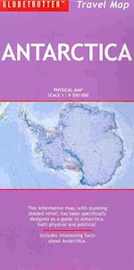 Antarctica (Globetrotter Travel Map)