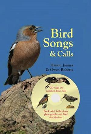 Bog, ukendt format Bird Songs & Calls af Hannu Jannes, Owen Roberts