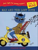 Max and the Lost Note (Time to Read)