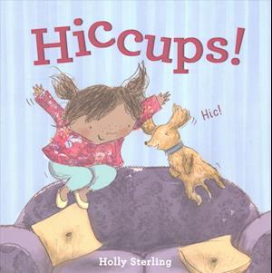 Bog, paperback Hiccups! af Holly Sterling