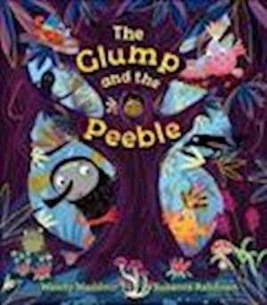 Bog, paperback The Glump and the Peeble af Wendy Meddour