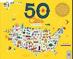 50 Cities of the U.S.A. (50 States)
