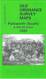 Failsworth (South) and Woodhouses 1931 (Old Ordnance Survey Maps of Lancashire)